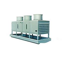 (KL)系列落地頂吹式高效節能新型空氣冷卻器
