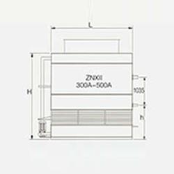 ZNXⅡ-A型蒸发式冷凝器
